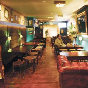 Ru Bar Lounge Kitchen