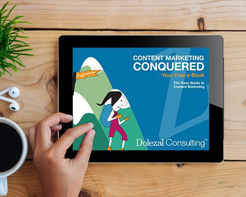 Your Free Content Marketing Conquered eBook