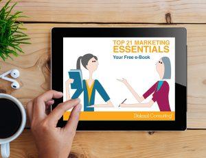 Top 21 Marketing Essentials FREE eBook